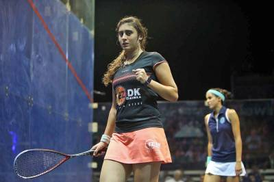 Women sport news - El Sherbini Tops Draw Ahead Of World Championship Title Defence