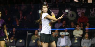 Women sport news - El Sherbini tops World Rankings for 16th week