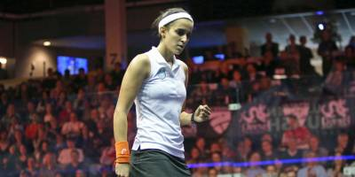 Women sport news - El Tayeb Ends Nine-Match Losing Streak to David