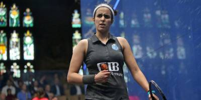 Women sport news - El Tayeb Knocks Out Top Seed El Sherbini as Families Dominate in Chicago