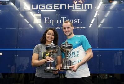 Women sport news - El Welily Claims 2017 Windy City Open Title