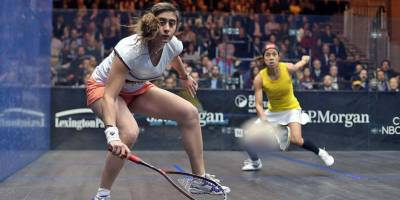 Women sport news - El Welily Closes in on El Sherbini in Women's January Rankings