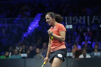 Women sport news - El Welily Crowned 2017 PSA World Champion