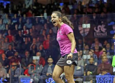 Women sport news - El Welily is New Women's World No.1