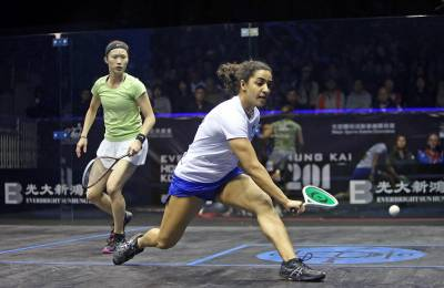 Women sport news - El Welily to Become New World No.1 After Dramatic Day of Action in Hong Kong