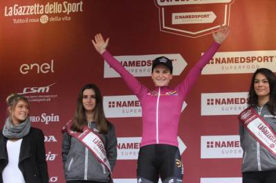 "Women sport news - Elisa Longo Borghini: ""I Will Try To Honour The Women's WorldTour Jersey"""