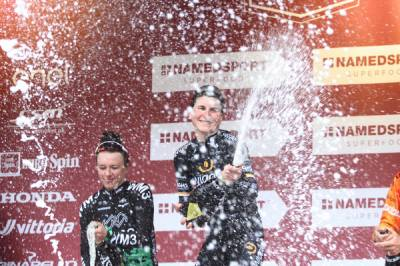 Women sport news - Elisa Longo Borghini Takes Strade Bianche With Thrilling Final Climb Attack