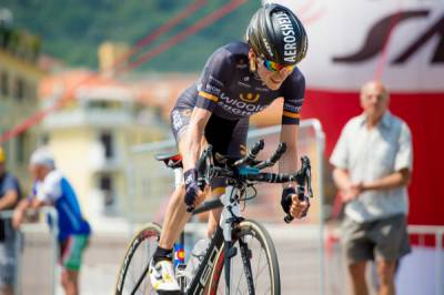 Women sport news - Elisa Longo Borghini Third In Giro Rosa Stage Seven Time Trial