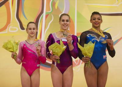 Women sport news - Ellie Downie takes historic gymnastics bronze for GBR