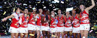 Women sport news - Englan claim Fast5 crown following Jamaica Victory