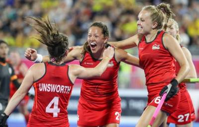 Women sport news - England beat Malaysia to reach Commonwealth Games semi-finals