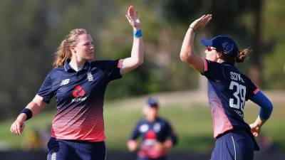Women sport news - England Cricket Level It Up At Hove