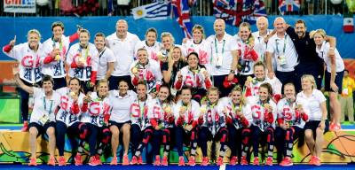 Women sport news - England defeat The Netherlands to Win Olympic Hockey Gold