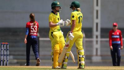 Women sport news - England lose final to record-breaking Australia
