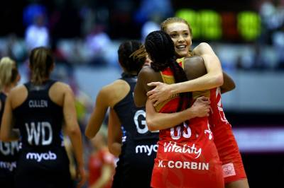 Women sport news - England outlast Ferns in extra-time thriller