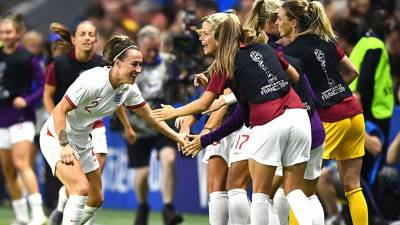 Women sport news - England reach the Semi Finals after triumph over Norway