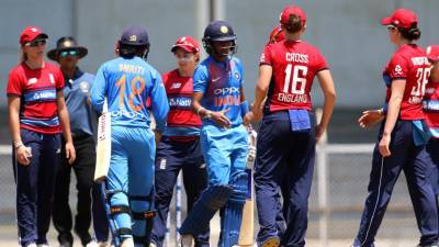 Women sport news - England register second T20 defeat with loss to India