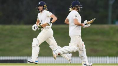 Women sport news - England Vs Cricket Australia XI draw at Blacktwon