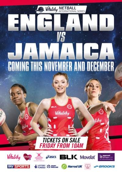 Women sport news - England Vs Jamaica