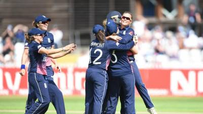 Women sport news - England Women Seal Dramatic World Cup Win