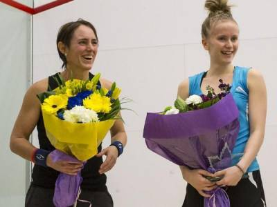 Women sport news - England's Emily Whitlock Wins Calgary Crown