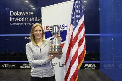 Women sport news - England's Laura Massaro Ready For US Open Title Defence