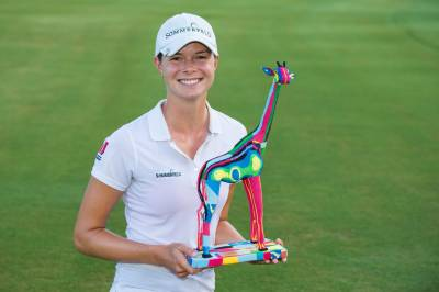 Women sport news - Esther Henseleit wins LET order of merit with Kenyan victory