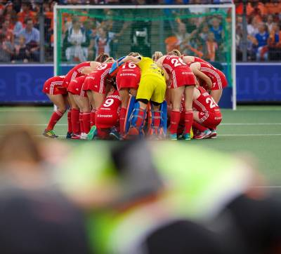 Women sport news - Eurohockey-England's women suffer semi final heartbreak