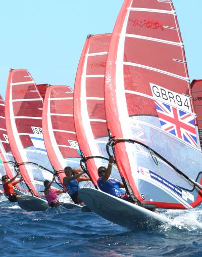 Women sport news - European gold for windsurfer Bryony Shaw