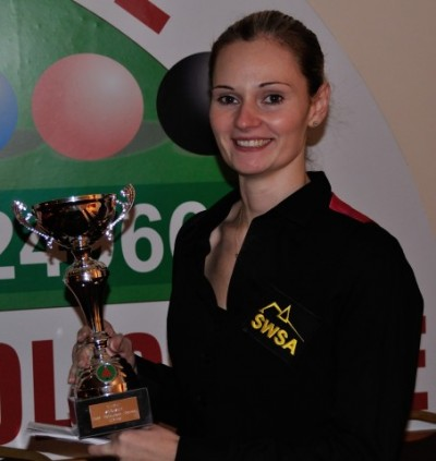 Women sport news - Evans stages turnaround to win the Eden Resources Masters