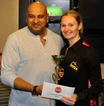 Women sport news - Evans victorious over Catalano at the Gough Memorial