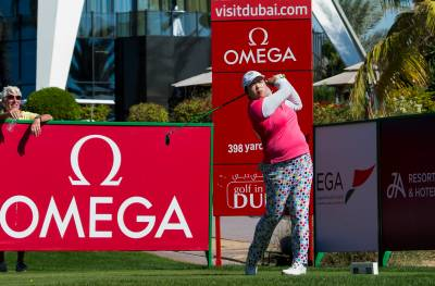 Women sport news - Feng takes control on day two in Dubai
