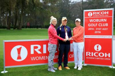 Women sport news - Field of Champions gathers for golf's most international Major