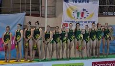 Women sport news - FINA Women's World Jnr Champs: Aussies to play for bronze