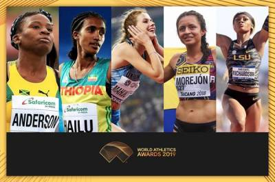 Women sport news - Finalists announced for 2019 Female Rising Star Award