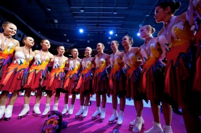 Women sport news - Finland strike gold at World Synchronised Skating Championships 2011