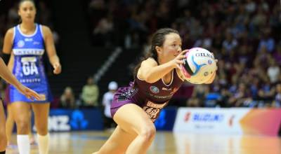 Women sport news - Firebirds relentless against Mystics in the ANZ Championships