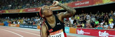 Women sport news - First Commonwealth Gold for T&T since 1998
