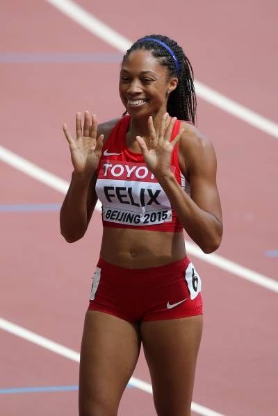 Women sport news - Five individual gold medalists, 84 first-time Olympians mark 2016 U.S. Olympic Track & Field Team