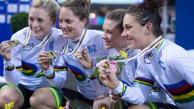 Women sport news - Five Titles Awarded on Second Day of Track Championships
