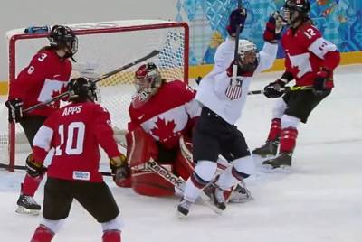Women sport news - Four Nations Championship: USA Falls, 3-2, to Canada in Shootout
