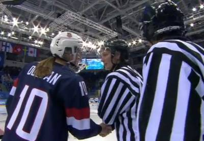 Women sport news - Four Nations: USA Beats Sweden, 3-0, in Final Prelim Game