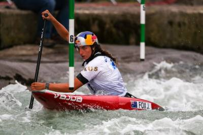 Women sport news - Fox sets off in pursuit of fourth consecutive slalom golden double