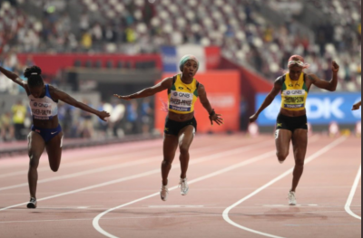 Women sport news - Fraser Pryce seals 100m Title in Doha