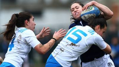 Women sport news - Fresh players called up for Scotland Women ahead of France