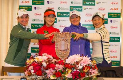 Women sport news - Friday Four Ball Pairings Announced for The Queens Japan