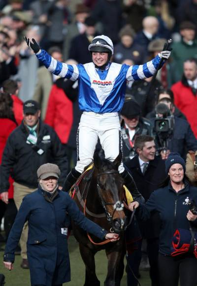 Women sport news - FROST MAKES HISTORY AS FRODON TAKES RYANAIR
