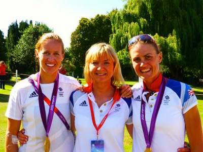 Women sport news - GB Rowing Team - Nutrition Find out how is all happens