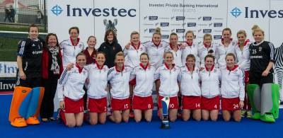Women sport news - GBR 5-1 JPN -Clinical Great Britain net five against Japan.