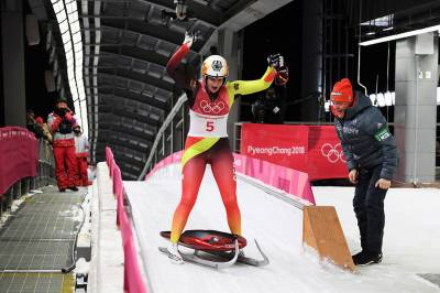 Women sport news - Geisenberger retains Luge title in Style